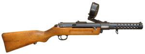 Пистолет пулемет Бергман МП-18/1-2