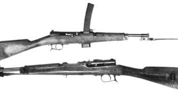 Оружие второй мировой войны Беретта, модель 1918