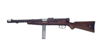 Пистолет-пулемет Беретта, модель 1938/42