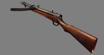 Пистолет-пулемет Намбу, тип 100