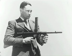 Пистолет-пулемет Оуэн