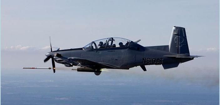 Пентагон разрешил устанавливать ракеты APKWS II на самолетах