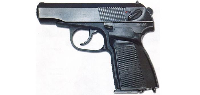 Пистолет МП-444 - Багира