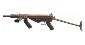Пистолет-пулемет Австен