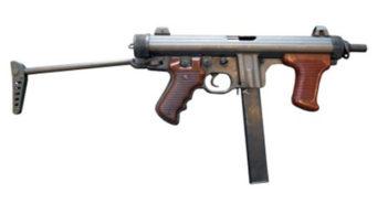 Пистолет-пулемет Беретта, модель 12С