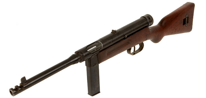Пистолет-пулемет Беретта модель 1938-44