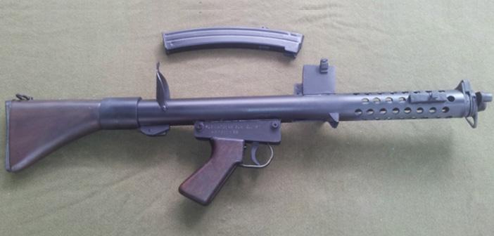 Пистолет-пулемет Ф1