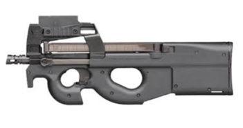 Пистолет-пулемет ФН П90
