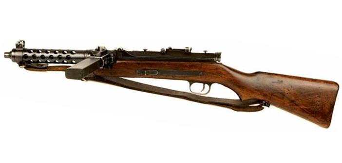 Пистолет-пулемет МП-28/П
