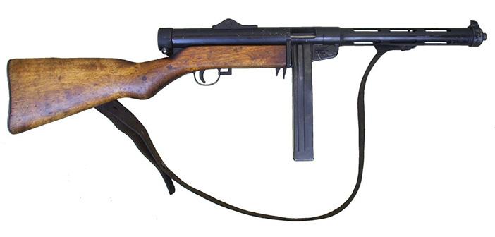 Пистолет-пулемет МП43/44.Оружие второй мировой войны