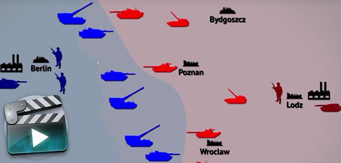 Военное противостояние: Германия против Польши