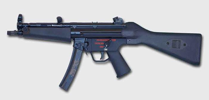 Пистолет-пулемет Хеклер и Кох МП5АЗ