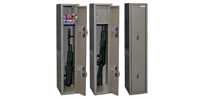Хранение оружия и боеприпасов