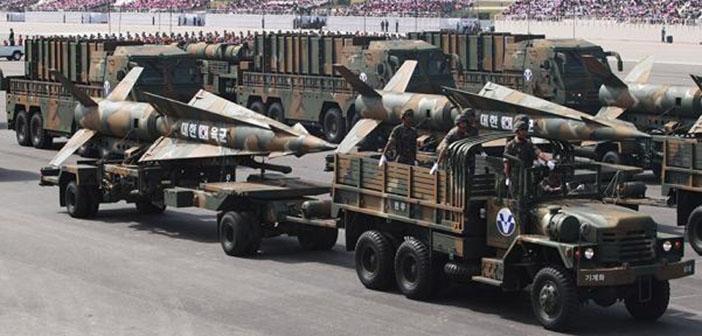 Южная Корея представила новую крылатую ракету Hyeonmu 3