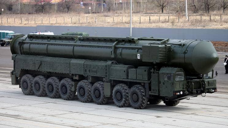 Средства доставки ядерного оружия. фото №2