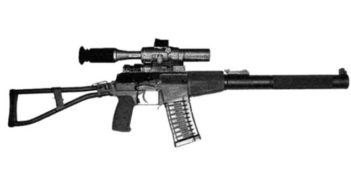 Автомат АС «Вал» (6П30) — бесшумный убийца