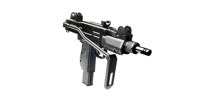 Пневматический пистолет Cybergun MINI UZI