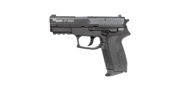 Пневматический пистолет Cybergun Sig Sauer SP 2022 (m)