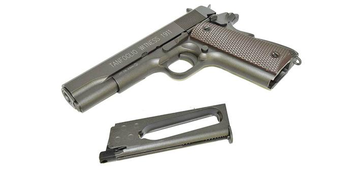 Пневматический пистолет Cybergun Tanfoglio Colt 1911