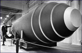 Что такое термоядерное оружие