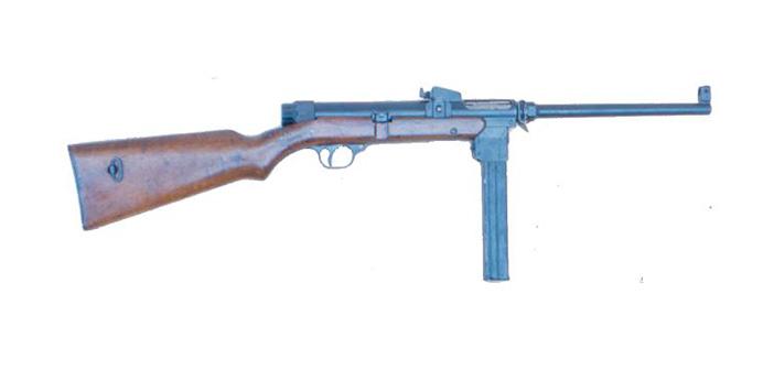 Пистолет-пулемет Орита №141