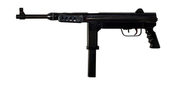 Пистолет-пулемет Сокач