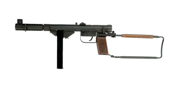 Пистолет-пулемет Ховеа