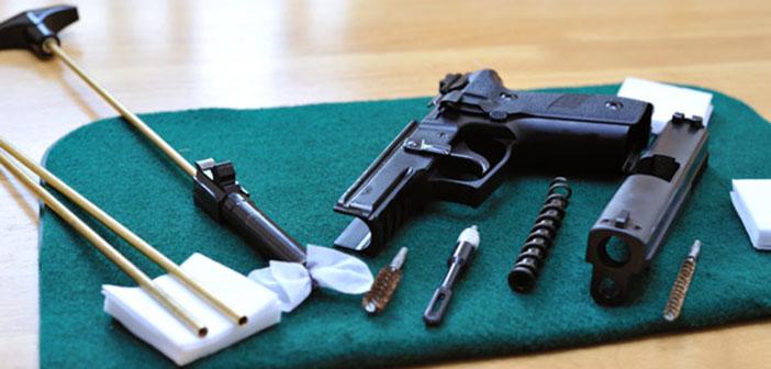 Уход за пневматическим и огнестрельным оружием