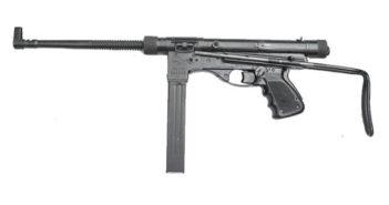 Пистолет-пулемет Виньерон М2
