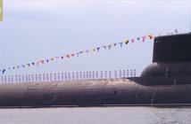 Военно-морская мощь России