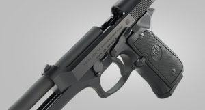 Конструкция пистолета Beretta 92