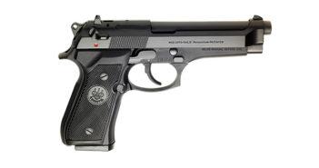 Пистолет Beretta 92 – описание и характеристики
