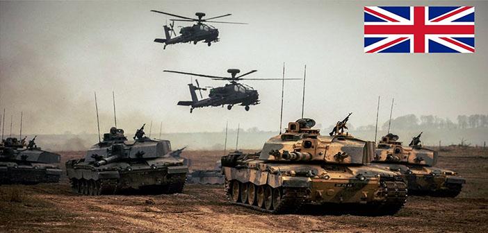 Британская армия и вооружение