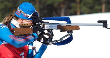 Оружие русских биатлонистов