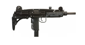 Пистолет-пулемет Эро. Энциклопедия оружия