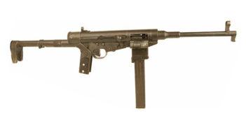 Пистолет-пулемет Гочкис Универсал