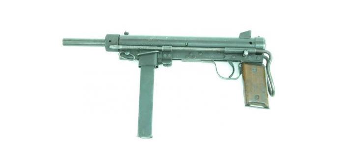 Пистолет-пулемет Маади Акаба
