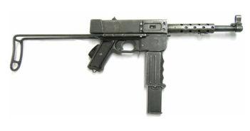 Пистолет-пулемет МАТ-49