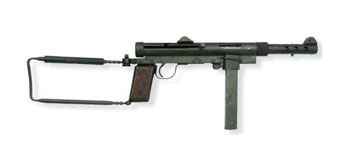 Пистолет-пулемет Порт-Саид