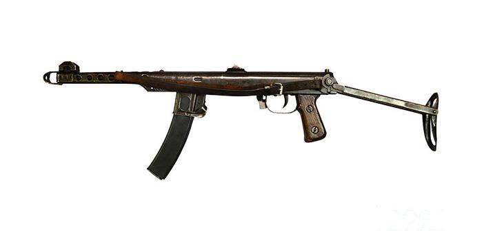 Пистолет-пулемет ППС-43