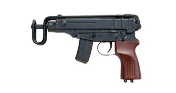 Пистолет-пулемет Скорпион М61