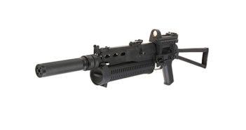 Пистолет-пулемет Бизон ПП-19