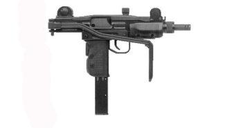 Пистолет-пулемет Мини-Узи