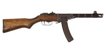 Пистолет-пулемет Тип 50