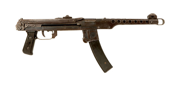 Пистолет-пулемет Тип 54