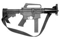 Пистолет-пулемёт Кольт