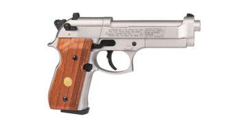 Umarex Beretta 92 FS с деревянной ручкой
