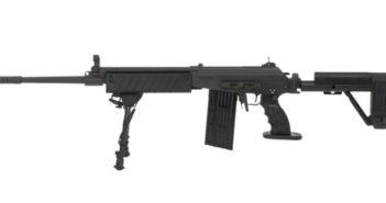 """Cнайперская винтовка """"Галил"""", была разработана на основе одноимённой штурмовой винтовки."""