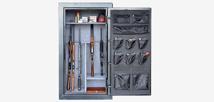 Сейфы для винтовок и пистолетов