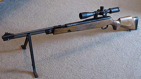Пневматическая винтовка Hatsan TORPEDO 155 фото №2